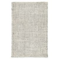 Jaipur Living Almand 2' x 3' Handcrafted Accent Rug in White/Grey