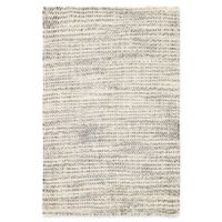 Jaipur Living Almand 2' x 3' Handcrafted Accent Rug in White/Black