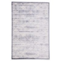 Jaipur Living Carlyle Trellis 5' x 7'6 Area Rug in Grey/Silver