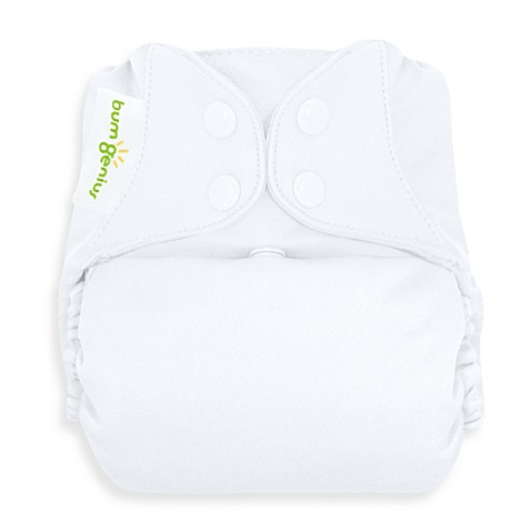 bumGenius Cloth Diaper with Snap Closures