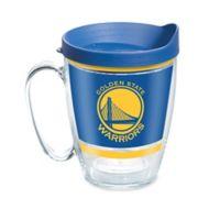 Tervis® NBA Golden State Warriors Legend Wrap 16 oz. Mug with Lid