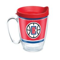 Tervis® NBA Los Angeles Clippers Legend Wrap 16 oz. Mug with Lid