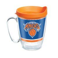 Tervis® NBA New York Knicks Legend Wrap 16 oz. Mug with Lid