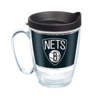 Tervis® NBA Brooklyn Nets Legend 16 oz. Wrap Mug with Lid