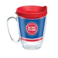 Tervis® NBA Detroit Pistons Legend 16 oz. Wrap Mug with Lid