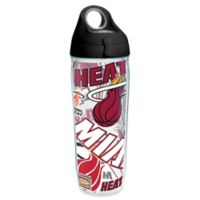 Tervis® NBA Miami Heat 24 oz. Allover Wrap Water Bottle with Lid