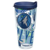 Tervis® NBA Minnesota Timblerwolves 24 oz. Allover Wrap Tumbler with Lid