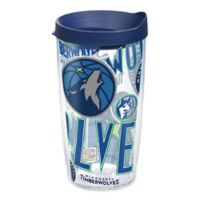 Tervis® NBA Minnesota Timblerwolves 16 oz. Allover Wrap Tumbler with Lid