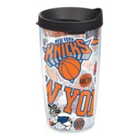 Tervis® NBA New York Knicks All Over Wrap 16 oz. Tumbler with Lid
