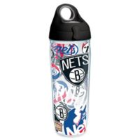 Tervis® NBA Brooklyn Nets 24 oz. All Over Wrap Water Bottle with Lid