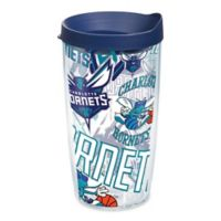 Tervis® NBA Charlotte Hornets 16 oz. All Over Wrap Tumbler with Lid