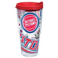 Tervis® NBA Detroit Pistons 24 oz. All Over Wrap Tumbler with Lid
