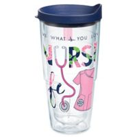 Tervis® Simply Southern Nurse Life 24 oz. Wrap Tumbler with Lid