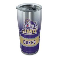Tervis® James Madison University 20 oz. Knockout Stainless Steel Tumbler with Lid