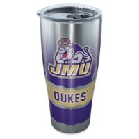 Tervis® James Madison University 30 oz. Knockout Stainless Steel Tumbler with Lid