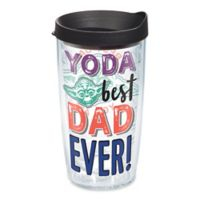 Tervis® Yoda Best Dad 16 oz. Wrap Tumbler with Lid
