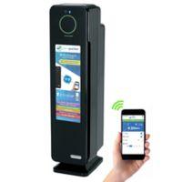 GermGuardian® 4-in-1 Smart True HEPA Air Purifier in Black