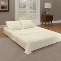 Guestroom Survival Kit 9-Inch Twin Air Mattress in Ivory