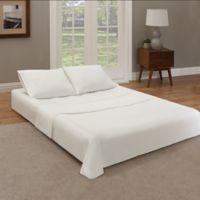 Guestroom Survival Kit 9-Inch Queen Air Mattress in White