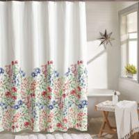 Peri Home Emma Floral Shower Curtain