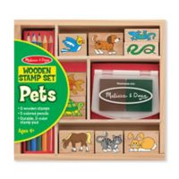 Melissa & Doug® Pets Stamp Set