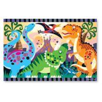 Melissa & Doug® 24-Piece Dinosaur Dawn Floor Puzzle