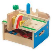 Melissa & Doug® 32-Piece Mini Tool Bench