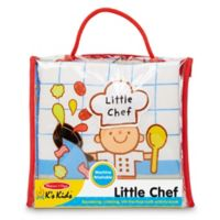 Melissa & Doug® K's Kids® Little Chef Soft Activity Book