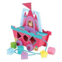 Stephen Joseph Princess Shaped Sorters in Pink