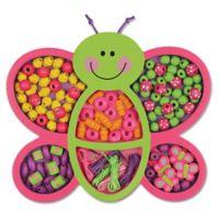 Stephen Joseph® Butterfly Bead Boutique in Green