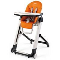 Peg Perego Siesta High Chair in Arancia Orange