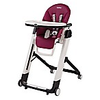 Peg Perego Siesta High Chair in Berry