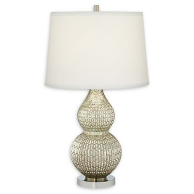 bed bath and beyond lighting. Pacific Coast® Lighting Mercury Table Lamp In Silver Bed Bath And Beyond G