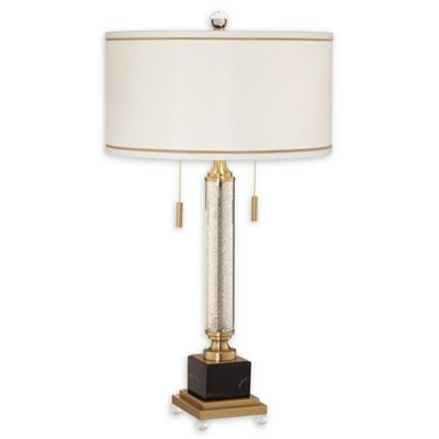 Pacific Coast® Lighting Kathy Ireland® Mercury Glass Table Lamp - Buy Kathy Ireland Table Lamps From Bed Bath & Beyond