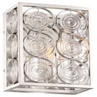 Minka Lavery® Culture Chic 2-Light Wall Sconce in Silver