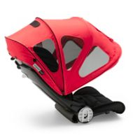 Bugaboo Bee Breezy Sun Canopy in Neon Red