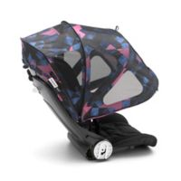 Bugaboo Bee Birds Breezy Sun Canopy in Blue