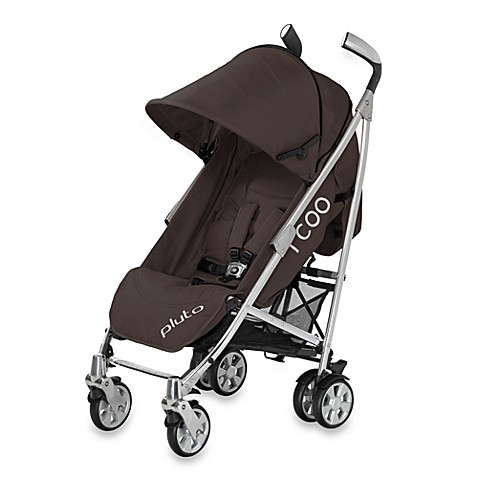 i'coo Pluto Stroller by Grand Touring Baby - Brown