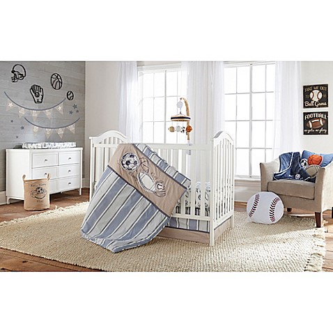 Levtex 174 Baby Little Sport Crib Bedding Collection Buybuy