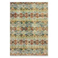 Oriental Weavers Dawson 9'10 x 12'10 Distressed Multicolor Area Rug