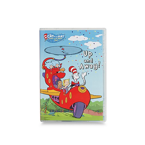 Dr. Seuss' Cat in the Hat Up & Away DVD