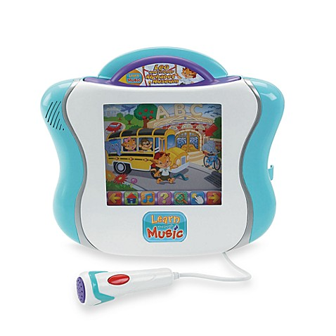 LeapFrog LeapPad Leap 1 Leap's Pond, Interactive Book by ...