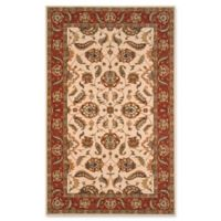 Momeni Persian Garden Loomed 8' x 10' Area Rug in Ivory