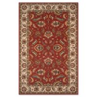 Momeni Persian Garden Loomed 8' x 10' Area Rug in Salmon