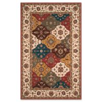 Momeni Persian Garden Loomed 5' x 8' Accent Rug in Multi
