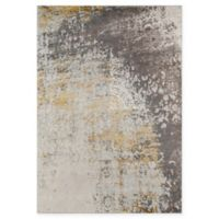 Momeni Luxe 9'3 x 12'6 Area Rug in Gold