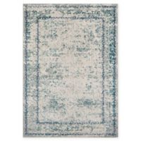 Momeni Luxe 9'3 x 12'6 Area Rug in Blue