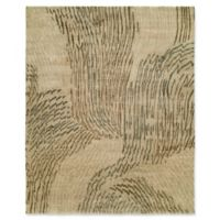 Natori Waterfall 10' x 14' Area Rug in Ivory