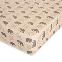 Glenna Jean Fairbanks Fitted Crib Sheet