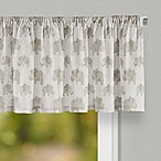 Glenna Jean Elephant Herd Window Valance in Natural